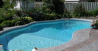 Average Cost of Inground Pool
